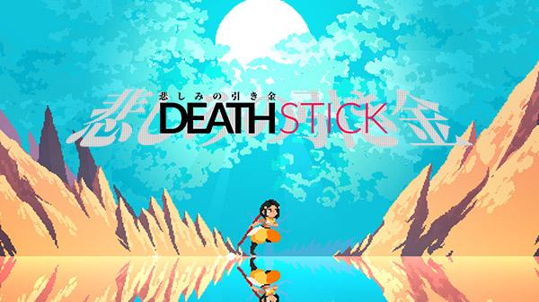 HypeTrain Digital anuncia o jogo de ação e plataforma 2D em pixel-art DeathStick para o Nintendo Switch