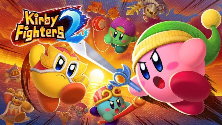 Kirby Fighters 2 recebe demo na eShop do Nintendo Switch