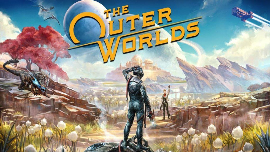 The Outer Worlds | Comparação gráfica e teste de frame rate entre as versões 1.0.1 e 1.0.2 do Nintendo Switch