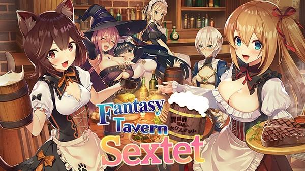 Qureate anuncia a série de visual novel adulta Fantasy Tavern Sextet para o Nintendo Switch