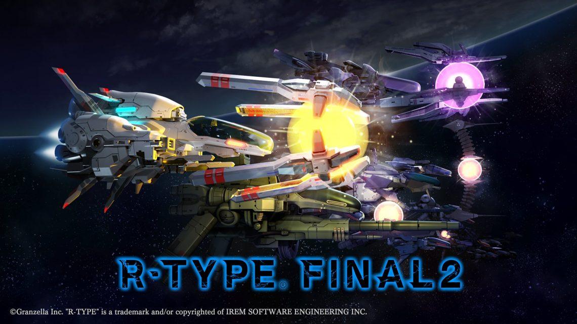 Shoot 'em up side-scrolling R-Type Final 2 chega ao ocidente durante a primavera de 2021 pela NIS America