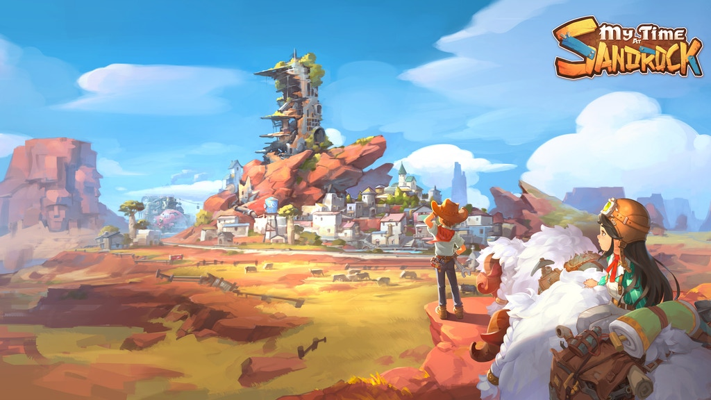 Pathea Games anuncia My Time at Sandrock, a sequência de My Time at Portia para o Nintendo Switch