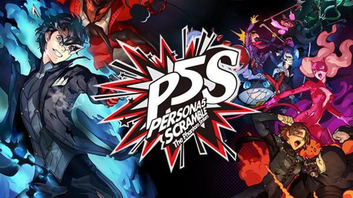 Recente relatório financeiro da Koei Tecmo não menciona mais planos de Persona 5 Scramble: The Phantom Strikers para o Ocidente