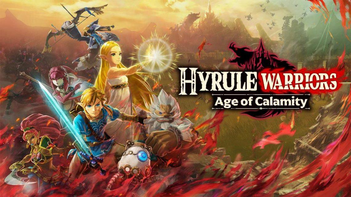 Hyrule Warriors: Age of Calamity pode ganhar demo em breve, de acordo com vazamento da página oficial da Nintendo Korea