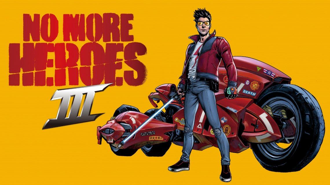 No More Heroes III | Novo trailer com gameplay