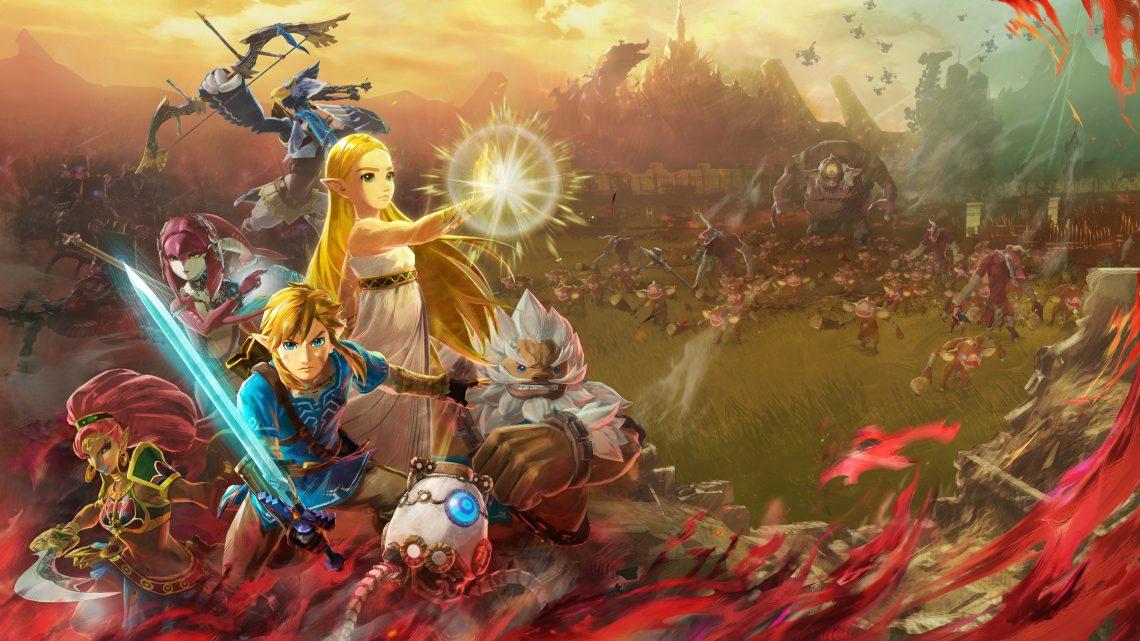 Demo de Hyrule Warriors: Age of Calamity já está disponível na eShop do Nintendo Switch