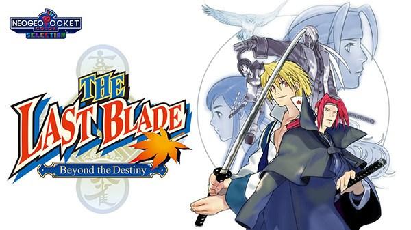 SNK anuncia o jogo de luta do Neo Geo Pocket Color The Last Blade: Beyond the Destiny para o Nintendo Switch, já disponível na eShop