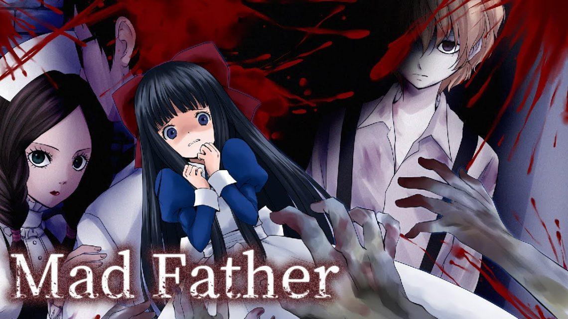 Remake do RPG de terror e sobrevivência Mad Father chega em 05 de novembro no Nintendo Switch