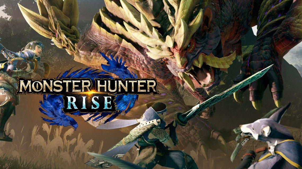Capcom espera que Monster Hunter Rise venda mais de 1 milhão de unidades em seu atual ano fiscal