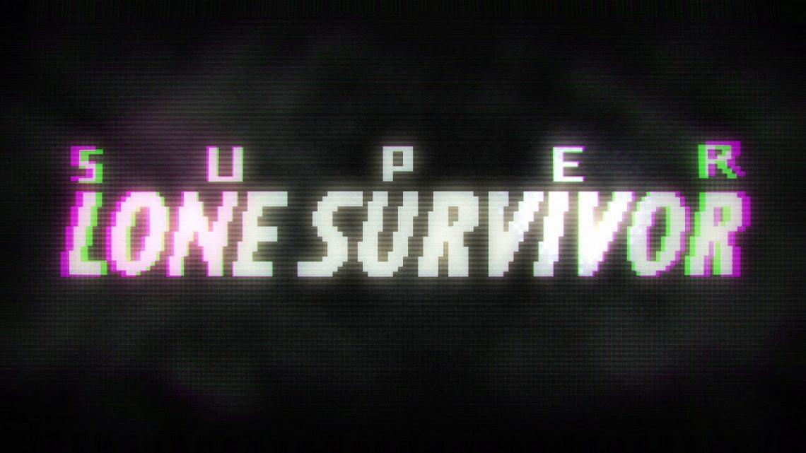 Superflat Games anuncia o jogo de terror e sobrevivência Super Lone Survivor para o Nintendo Switch