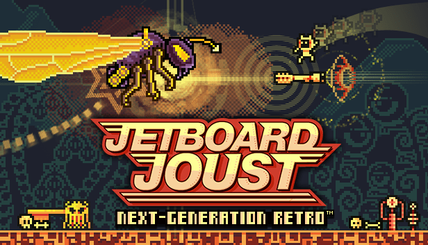 Freedom! Games anuncia o jogo de tiro arcade estilo roguelike Jetboard Joust para o Nintendo Switch