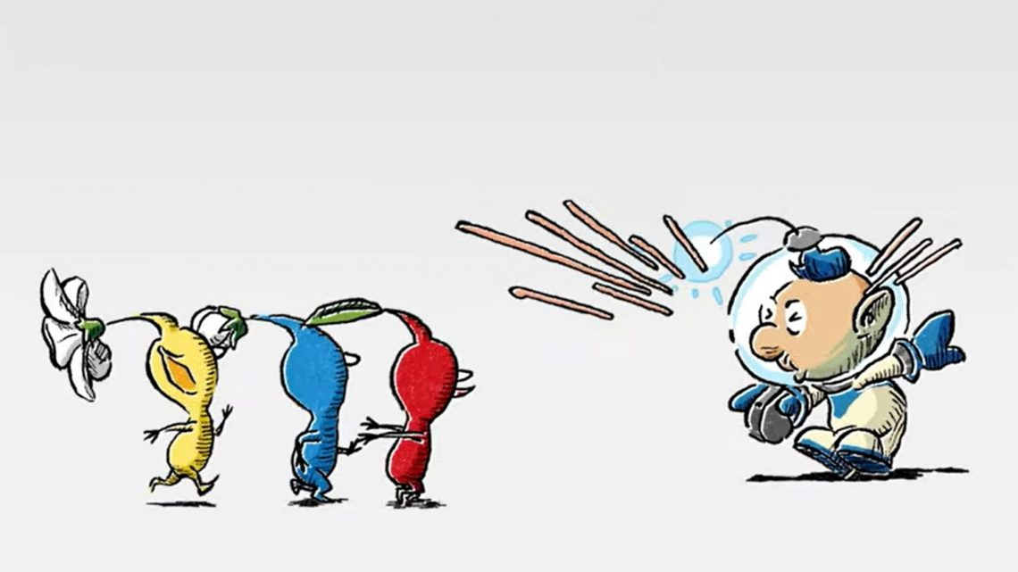 """Pikmin 3 Deluxe 