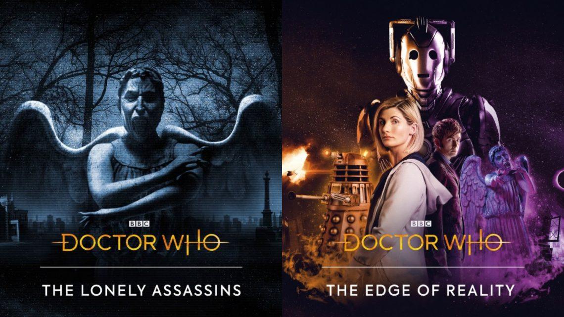 Maze Theory e BBC Studios anunciam os jogos Doctor Who: The Edge of Reality e Doctor Who: The Lonely Assassins para o Nintendo Switch