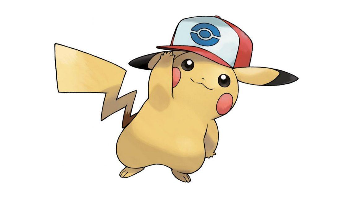 Pokémon Sword/Shield   Distribuição do Pikachu com boné de Unova já está disponível