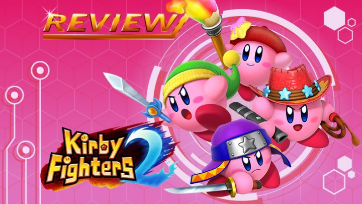 [Review] Kirby Fighters 2