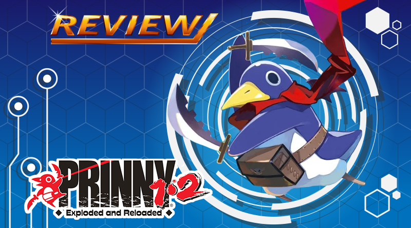 Review   Prinny 1•2: Exploded and Reloaded