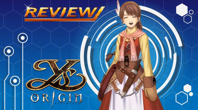 [Review] Ys Origin