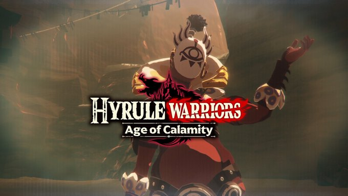 """Hyrule Warriors: Age of Calamity   Novo trailer """"Untold Chronicles From 100 Years Past: Part 2"""""""