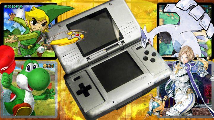 Conheçam 30 grandes jogos para o Nintendo DS