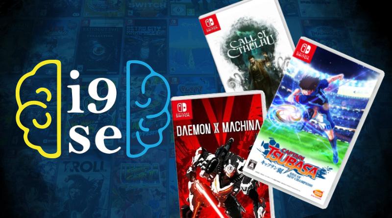 Dica: i-9.se oferece jogos físicos de Nintendo Switch a partir de R$ 143,00