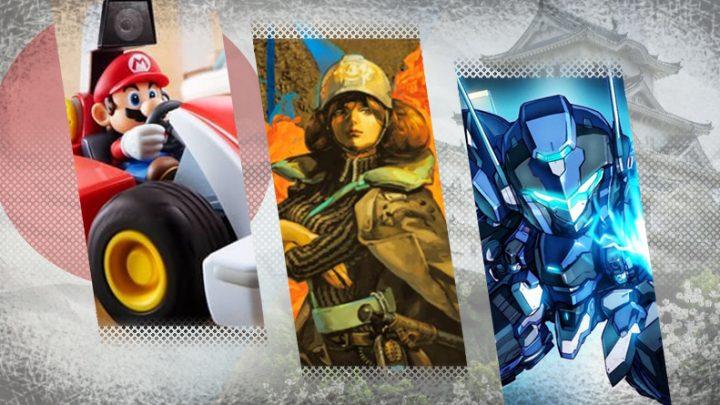 Famitsu: Top 30 jogos mais vendidos no Japão entre os dias 12 e 18 de outubro