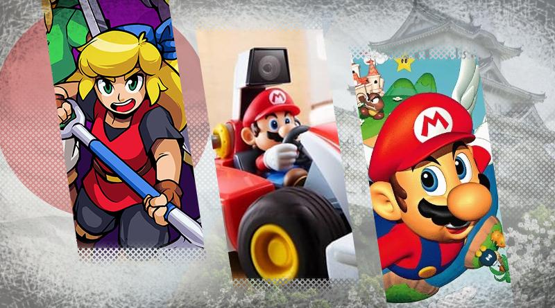 Famitsu: Top 30 jogos mais vendidos no Japão entre os dias 19 e 25 de outubro
