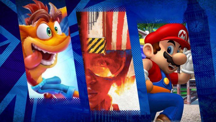 Reino Unido: Top 40 jogos mais vendidos entre os dias 27 de setembro e 03 de outubro