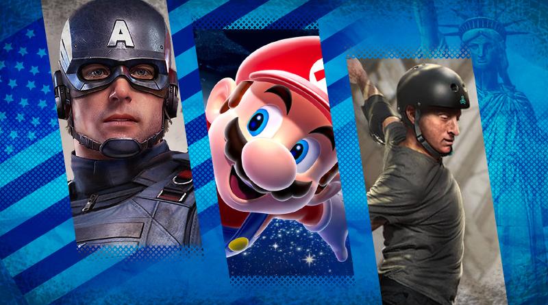 NPD: Top 20 jogos mais vendidos nos Estados Unidos (setembro, 2020)