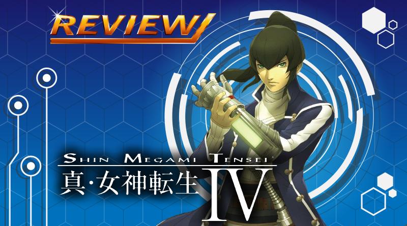 Review   Shin Megami Tensei IV