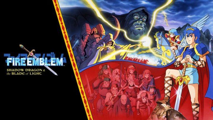 Nintendo anuncia Fire Emblem: Shadow Dragon & the Blade of Light para o Nintendo Switch, localização do primeiro título da franquia após 30 anos