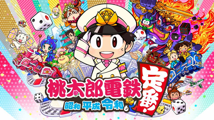 Momotaru Dentetsu: Showa, Heiwa, Reisei mo Teiban! já conta com mais de 500.000 cópias enviadas no Japão