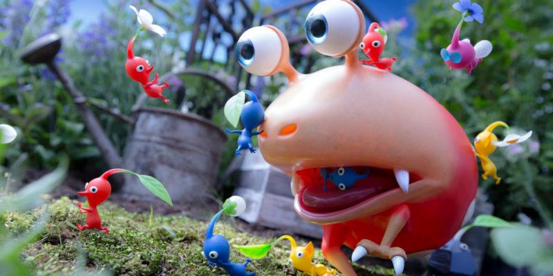 GamesIndustry: Vendas de estréia de Pikmin 3 Deluxe no Reino Unido foram 18,5% mais baixas que a versão original de Wii U