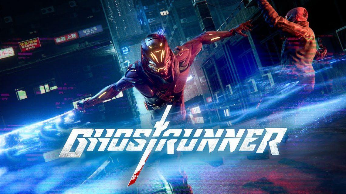 Versão para o Nintendo Switch de Ghostrunner chega em 10 de novembro através da eShop