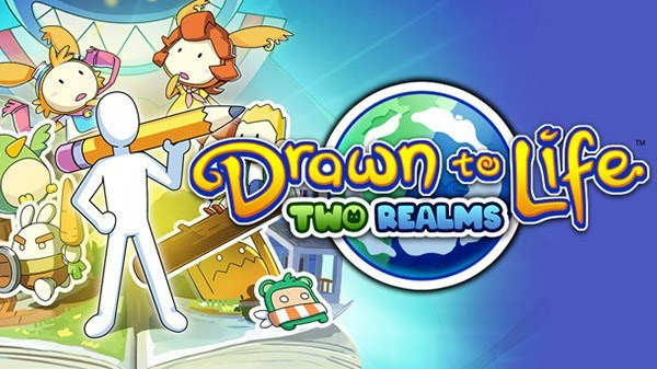 505 Games anuncia Drawn to Life: Two Realms para o Nintendo Switch