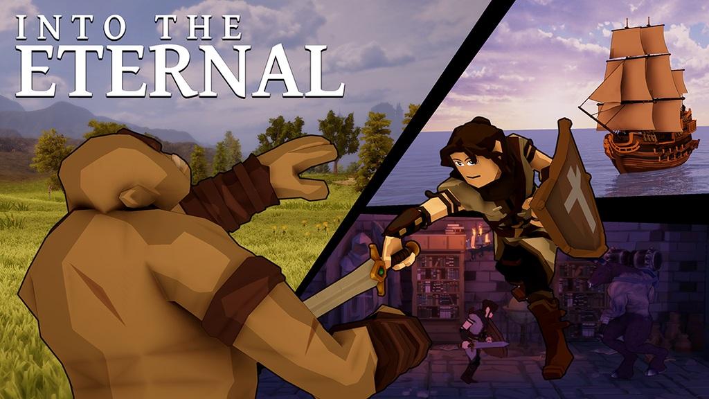 Into the Eternal, RPG de ação inspirado em Zelda II: The Adventure of Link, está a caminho do Nintendo Switch