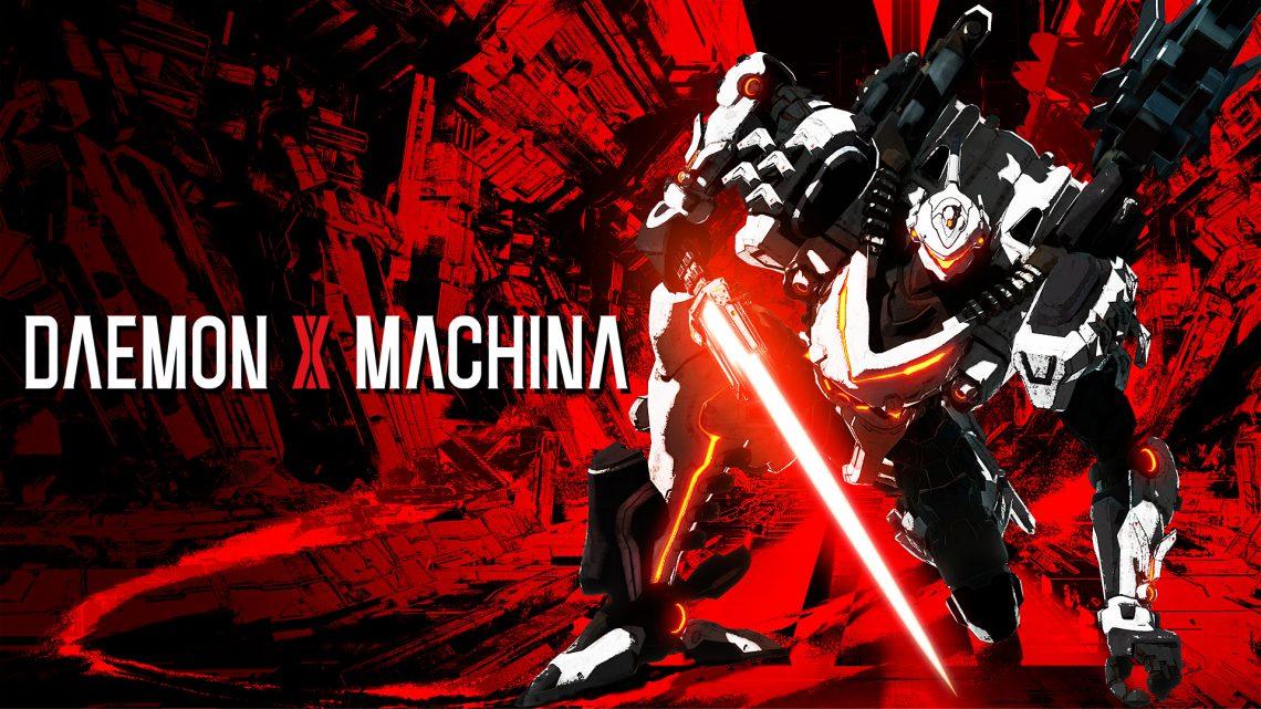 """Daemon X Machina   Nova atualização (Ver. 1.4) já está disponível, inclui nova Arsenal Skin, novos """"plugsuits"""", novos decalques, e mais"""