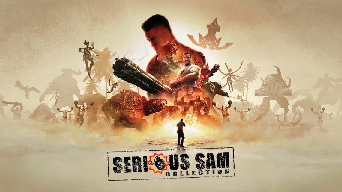 Tamanho do arquivo para futuros de Switch – Serious Sam Collection, Puyo Puyo Tetris 2, Sam & Max Save the World Remastered, e mais