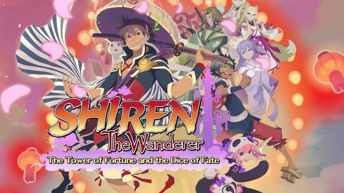 Shiren the Wanderer: The Tower of Fortune and the Dice of Fate | Novo trailer com a visão geral do jogo