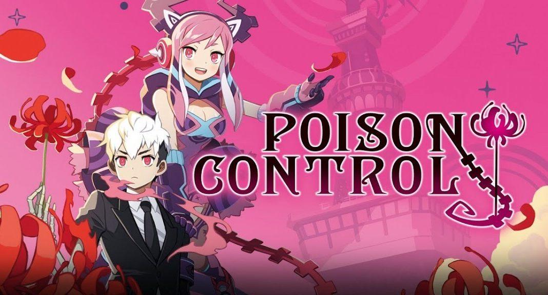 Poison Control chega ao Nintendo Switch em abril de 2021 no Ocidente; Novo trailer com foco nos personagens