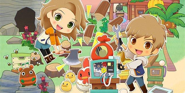 Story of Seasons: Pioneers of Olive Town | Novo trailer japonês com a visão geral do jogo