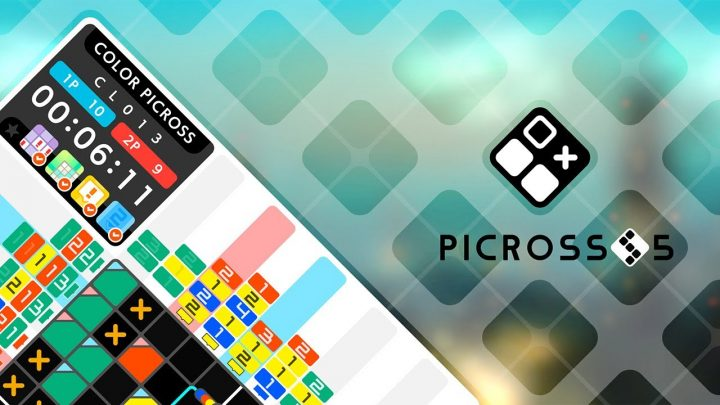 Jupiter anuncia Picross S5 para o Nintendo Switch