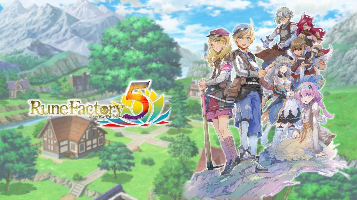 Rune Factory 5 | Desenvolvimento do jogo está 75% concluído