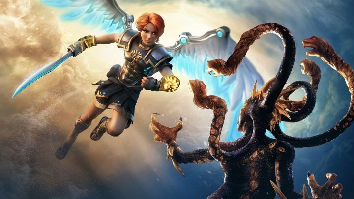 Scott Phillips, o diretor Immortals: Fenyx Rising, diz que a ideia do jogo veio a partir de um bug em Assassin's Creed Odyssey