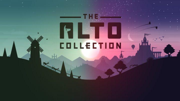 The Alto Collection, pacote que inclui Alto's Adventure e Alto's Odyssey, chega em 26 de novembro na eShop do Nintendo Switch