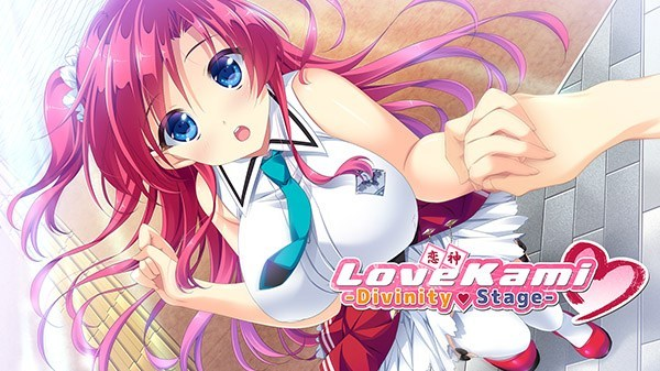 Visual novel LoveKami -Divinity Stage- chega em 26 de novembro através da eShop do Nintendo Switch
