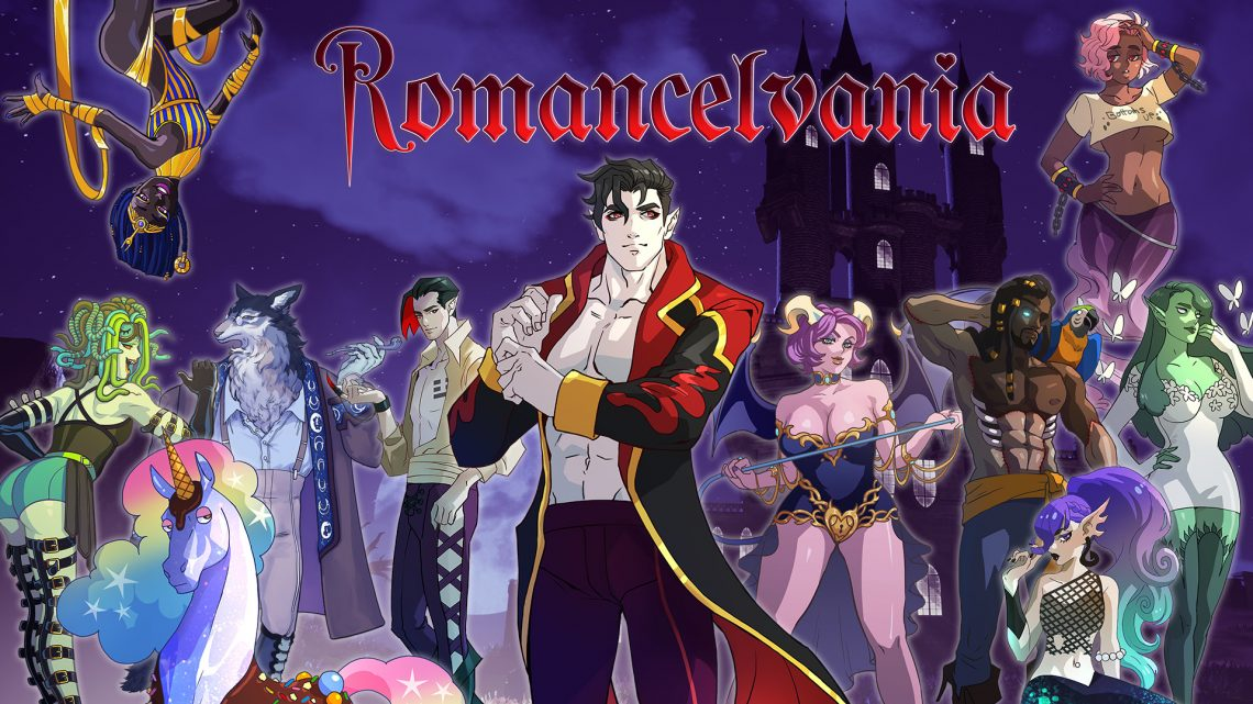 RPG de ação Romancelvania atinge meta no Kickstarter e  garante versão para o Nintendo Switch