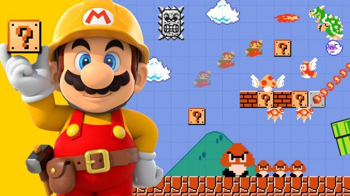 Serviços online de Super Mario Maker serão encerrados em março de 2021, jogo será removido da eShop do Wii U em breve