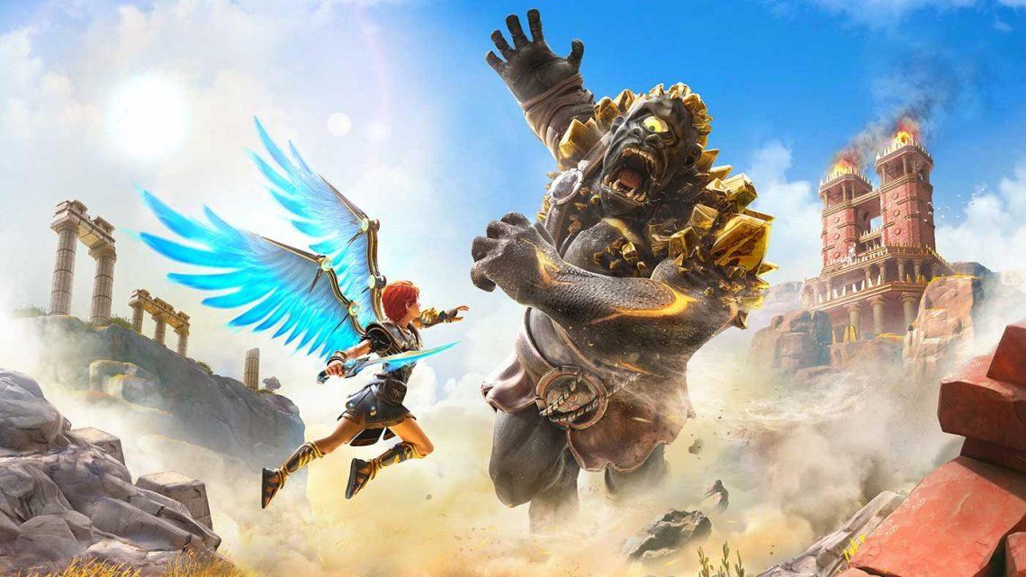Immortals Fenyx Rising   Comparação gráfica entre as versões de Nintendo Switch e PlayStation 5