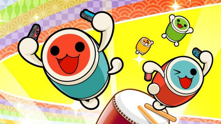 """Taiko no Tatsujin: Drum 'n' Fun!   Nova atualização, que inclui a adição do """"Private Match"""" no modo Online, já está disponível"""