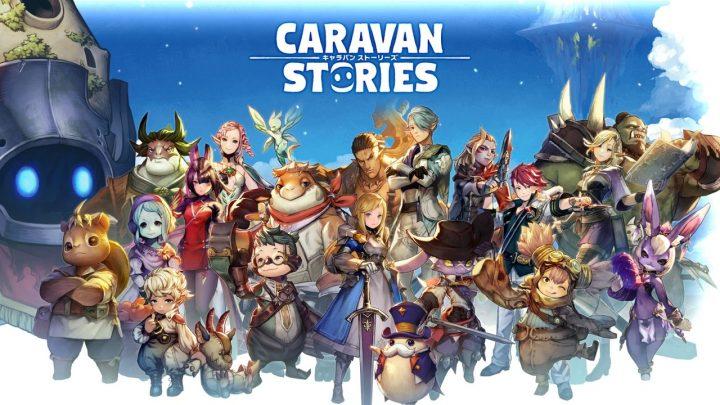 MMORPG Free-to-Play Caravan Stories está a caminho do Nintendo Switch